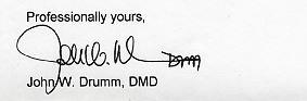 Drumm-signature